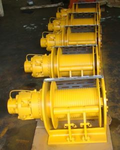 Free Fall Hydraulic Winch for Piling Rig Machine pictures & photos