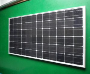 Factory for 295W Mono Solar Panel with TUV Certificate pictures & photos