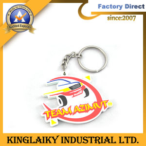Promotional New Design PVC Gadget Key Chain for Gift (KC-4) pictures & photos