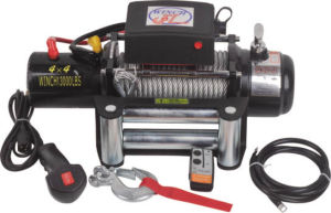 13000 Lbs CE Approved 4WD Electric Winch