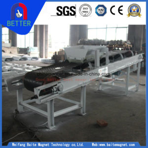 Td 75 Type Rubber Belt Conveyor/Conveying Machine for Bulk Material Handling/Cement /Power/Crushing Plant pictures & photos