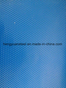 Blue Color PPGI Color Steel Sheet with Customized Type pictures & photos