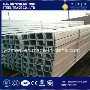 201 Stainless Steel U Channel / C Channel pictures & photos