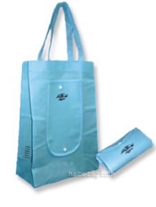 PP Non Woven Foldable Bag (HBFB-1) pictures & photos