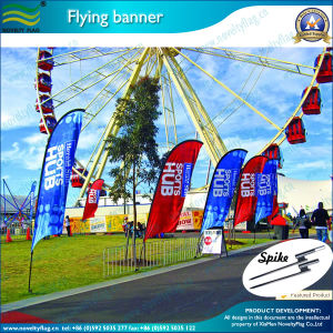 Flying Flag for Sports Event (NF04F06024) pictures & photos