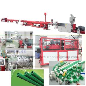 PPR Pipe Production Line pictures & photos