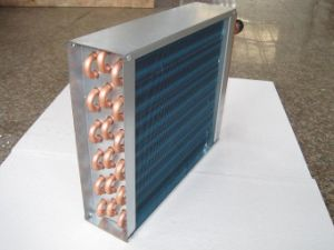 Copper Tube Aluminum Fin Evaporator Coil pictures & photos