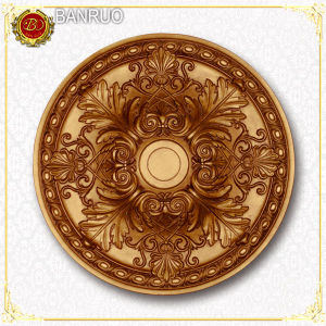 European Style Polyurethane Ceiling Panel for Restaurants Decoration (BRP13-82.5-F0) pictures & photos
