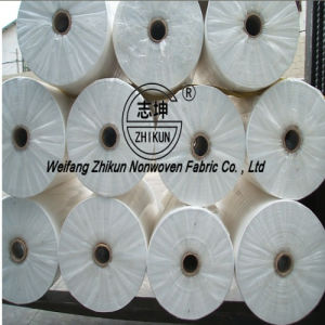 100% PP Nonwoven Fabric 10-70GSM pictures & photos