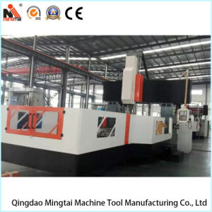 Iris Certificated CNC Gantry Milling Machine for Railway Bogies (CKM2516) pictures & photos