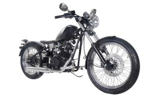 Top America Quality DOT/EEC Approval Bobber Motorcycle Chopper 125cc 250cc