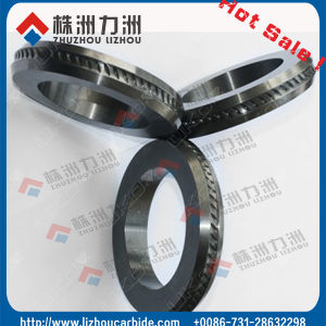 Yg15 Tungsten Carbide Rolls for Cold Reinforced Steel Wire Plant