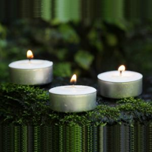 Aromatherapy Decorative Tealight Candles for Sale pictures & photos