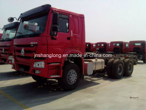 Sinotruk HOWO 6X4 Cargo Truck Rack Truck pictures & photos
