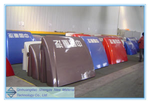 FRP Car Deflector, Fiberglass Auto Parts, Truck Roof pictures & photos
