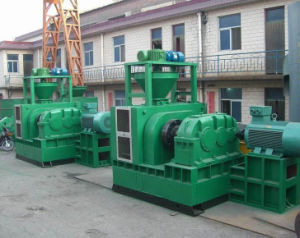 Malaysia Various Shape Charcoal Briquette Extrude Coal Ball Machine pictures & photos