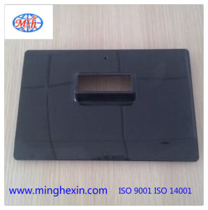 Black Plastic Molded Housing with ISO SGS pictures & photos