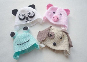 2013 New Animal Hat Knitting Patterns, Baby Cute Hat pictures & photos