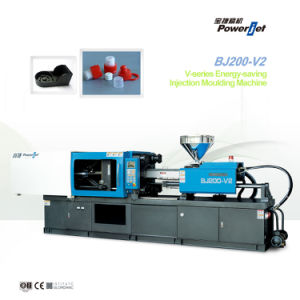 Injection Moulding Machine with Yuken Variable Pump (BJ200V6)