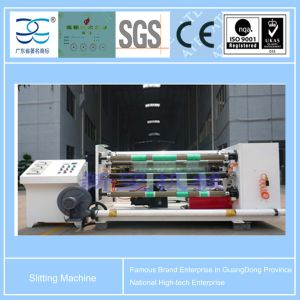 PLC Touch Screen Slitting Rewinding Machine (XW-221C-1)