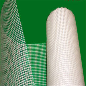 4X4mm 160G/M2 Alkaline Resistant Fiberglass Mesh Cloth pictures & photos