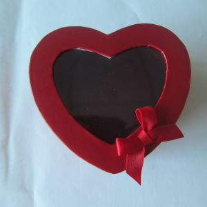 Heart Shaped Paper Box for Packaging pictures & photos
