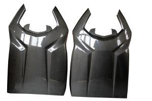 Carbon Fiber Seat Rear Protection Panel for Lamborghini Aventador Lp700 pictures & photos