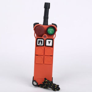 Wireless Radio Remote Control for Crane (F21-2D) pictures & photos
