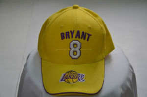 Embroidery Sport Cap with Piping pictures & photos