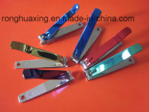 N-211PP FDA Qualified Toe Nail Clipper in Electrophoresis Printing pictures & photos