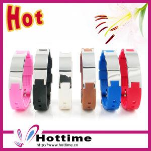 Sport Fashion Negative Ion Bracelet (CP-JS-GM-001) pictures & photos