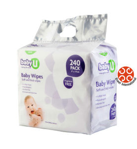 100% Purified Water RO Water Baby Wipes Disposable Wet Wipe Flushable Wipes pictures & photos