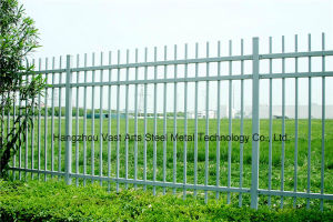 Haohan Cheap Simple Classic Industrial Residential Security Garden Fence 86 pictures & photos