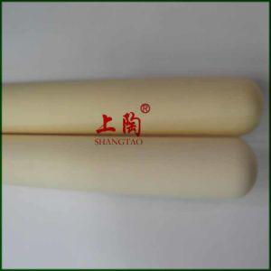 High Temperature Long Time 99 Alumina Tube for Industrial Ovens pictures & photos
