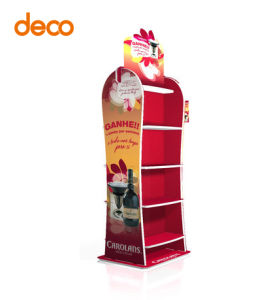 Corrugated Cardboard Display Stand Paper Display for Retail pictures & photos