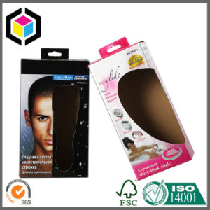 Glossy Color Hanging Tab Paper Packaging Box for Underwear pictures & photos