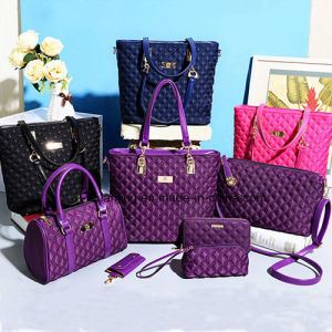 Fashion Designer Purse Handbags Bags Women Handbags with 6 Sets pictures & photos