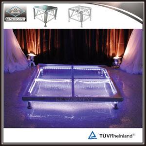 Wholesale Movable Acrylic/Plexiglass Platform Concert Stage pictures & photos