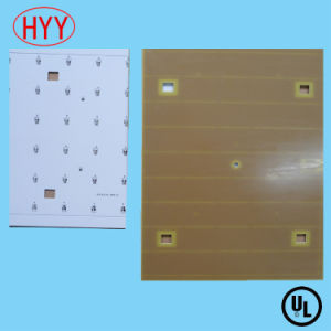 Professional Aluminum PCB Board/Single-Side LED PCB pictures & photos