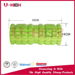 14*33cm Foam Roller Fitness Equipment Hollow EVA Injection pictures & photos