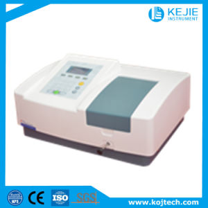 Grating Monochromator Double Beam UV Spectrophotometer pictures & photos