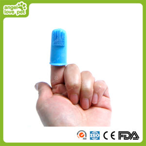 Soft Finger Toothbrush Pet Grooming pictures & photos