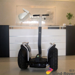 21 Inch Big Gear Box Two Wheel Stand up Electric Scooter pictures & photos