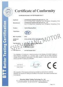 1.8degree NEMA14 35mm High Hybrid Stepper Motor pictures & photos