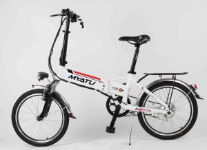 Myatu 20 Inch 250W Folding E Bike with Hidden Battery pictures & photos