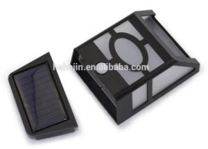 1W LED Street Light PIR Motion Sensor and Night Sensor Solar Camping Light SL1-37-R pictures & photos