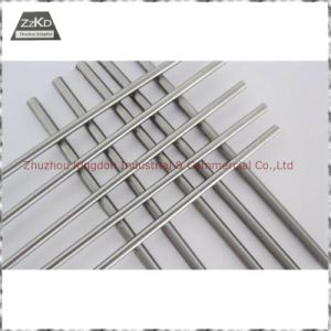 Black Tungsten Rod/Ground Finish Tungsten Rod/ Tungsten Rod Purity 99.95% Tungsten Bar pictures & photos