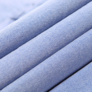 Wholesale Woven 100% Cotton Oxford Textile Shirt Fabric