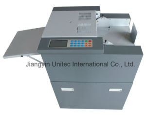High Speed Hot Selling Automatic Paper Cutter Business Card Slitter Ssa-005 pictures & photos