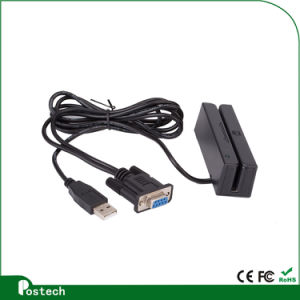 RS232 Msr Card Reader 3tracks Programmer Msr100 for GPS Tracking System pictures & photos